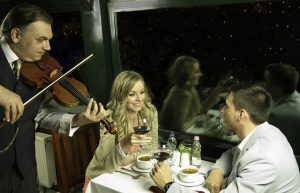 Gypsy Band Concert on Dinner Cruise