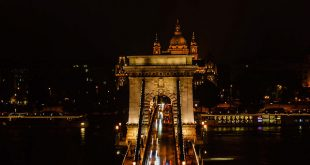 Chain Bridge Budapest Photo by Sacheen Kamath