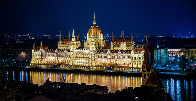 House of Parliament Budapest photo by Cristiano Gatti
