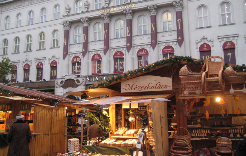 Budapest Christmas Market 2018.Free Concerts At Christmas Market In Budapest Budapest Concert