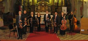 Budapest St Anna Church Christmas Eve Concert