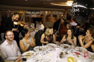 NYE Cruise with live Gypsy Music