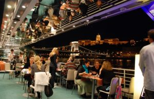 Soul R&B Concert on Dinner Cruise Budapest