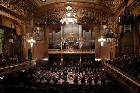 Concert Hall in Franz Liszt Music Academy