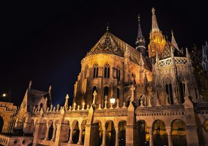 Matthias Church Budapest photo by Stian Olsen