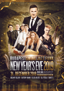 Swing & Jazz NYE Party