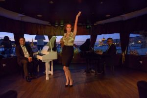 NYD Dinner Cruise with Bar Piano Music