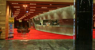 Palace of Arts Budapest Reception photo by zsoolt