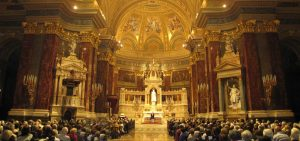 New Year's Concert in St. Stephen's Basilica