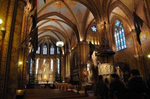 Matthias Church Budapest by Andrew