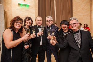NYE Celebration and Gala Dinner in Budapest