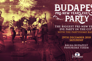 Budapest Pre-NYE Party