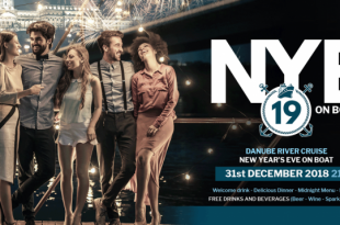 NYE Retro Party and Cruise