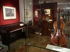 Museum of Hungarian Music History Buda Castle Budapest