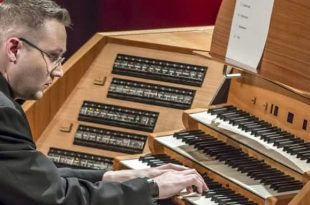 Organ Duel in the Palace of Arts in Budapest