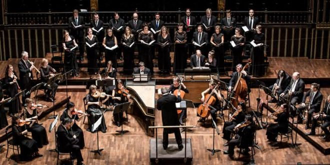Purcell Choir & Orfeo Orchestra Concert in Budapest