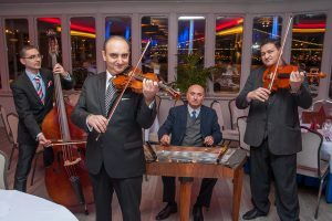Fireworks Dinner Cruise with live Gypsy Music