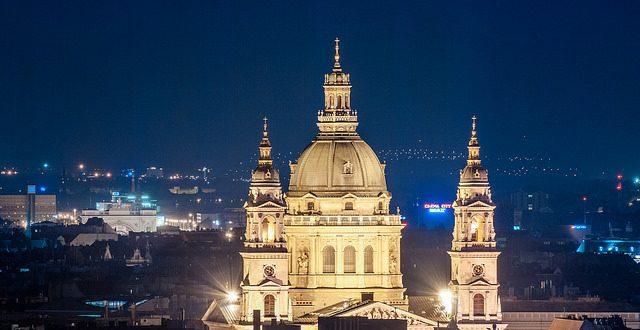 St. Stephen's Basilica Budapest photo by Krisztina Vlesko