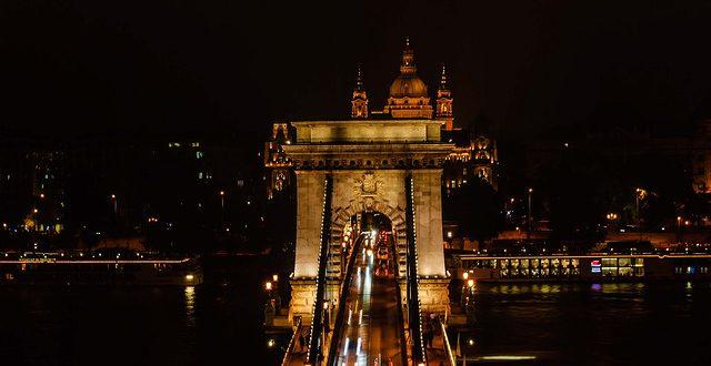 Chain Bridge Budapest Photo by Sacheen Kamath