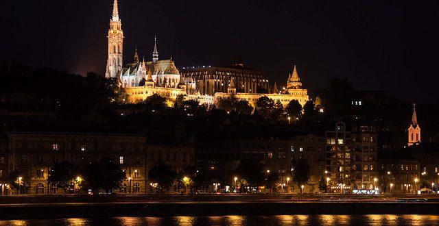Matthias Church & Fisheman's Bastion Budapest Photo by Sacheen Kamath