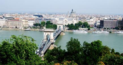 Summer in Budapest