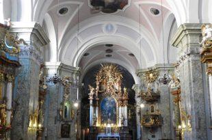 Budapest Inner City St Anne Church