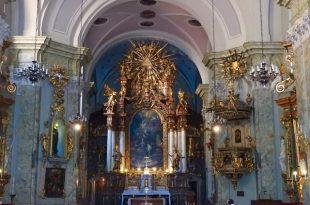 Budapest City Centre Saint Anna Church