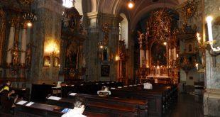 Budapest St Anne Church