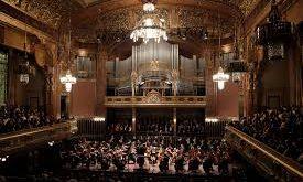 Concert Hall in Franz Liszt Music Academy