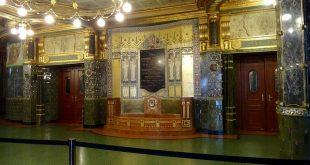 Concert Hall Franz Liszt Music Academy by S Stringer