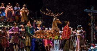 Bank Ban in Erkel Opera Theatre in Budapest