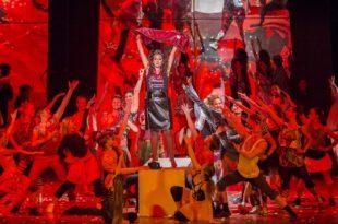 Carmen in Erkel Opera Theatre in Budapest