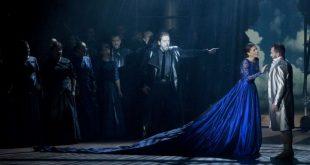 Lucia di Lammermoor in Erkel Theatre in Budapest