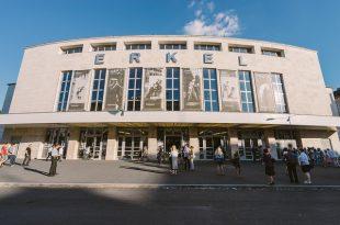 Erkel Opera Theatre Budapest by Wei-Te Wong