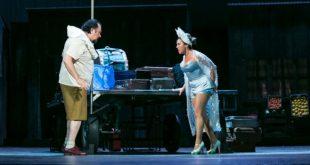 Cavalleria Rusticana - I Pagliacci Operas in Erkel Opera Theatre in Budapest