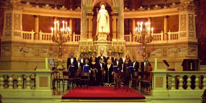 Mozart's Requiem Concert in St. Stephen's Basilica Budapest